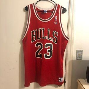 Michael Jordan Chicago Bulls Basketball Jersey